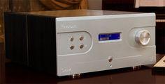 Integrated class A amplifier SE-100 | Harmonic Audio Labs