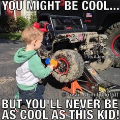 "Jeep Memes on Instagram: ""@justinnemilymoffitt who wants to be like this father!?"""