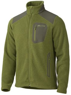 This fleece sweater is a great middle layer that will keep you warm on your Kilimanjaro expedition.