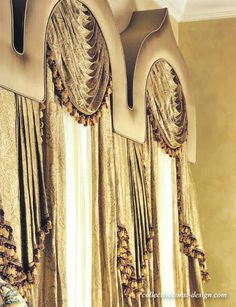 images of three window dining room curtains | ROUND TOP WINDOW CURTAINS | Curtain Rods