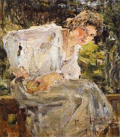 Nikolai Ivanovich Fechin (1881-1955)