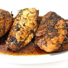 Balsamic Vinegar Chicken Marinade