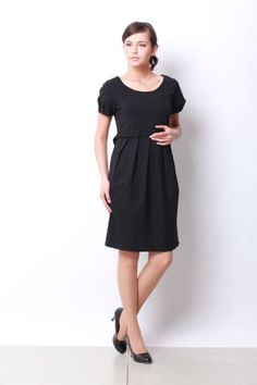 An Affordable Semi Formal Maternity Dress That Is Romantic!