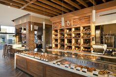 La Brea Bakery (United States), Café