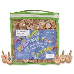 100 Wooden Dreidels for Ages 4 and Up *** You can find out more details at the link of the image.
