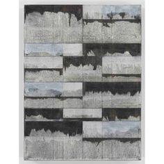 Brice Marden : Gray. Cold. Winter