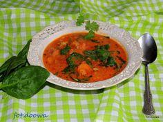 Moje Małe Czarowanie: Afrykańska zupa