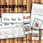 Thanksgiving Flip Book & Writing Prompt {FREE}  I have made this Thanksgiving flip book to address the Kindergarten (Prep) and 1st Grade level ...