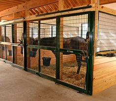 Grills and Horse Barn Interior Doors - Steel Aluminum Exterior Barn Doors - J&E Mfg PA