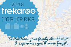 Top Treks- Where to Travel in 2015 with Your Family