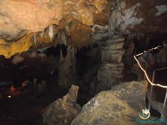 İnegöl Oylat Mağarası Seyyah Çelebi Cave, Painting, Painting Art, Caves, Paintings, Painted Canvas, Drawings