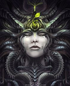Father of Aliens. Hans Ruedi Giger was an artist you might not know But you've met his children.