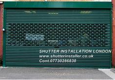 #RollerShutterInstallationLondon SHUTTER INSTALLATION LONDON www.shutterinstallaer.co.uk Cont.02071400028 & 07730286838