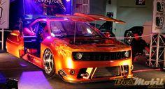 Naruto Raih Gelar King Of Bandung Car Modification Contest
