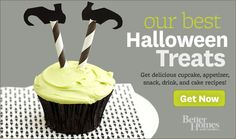 Halloween Treat Ideas WITH SUGAR FREE CAKE AND FROSTING;)