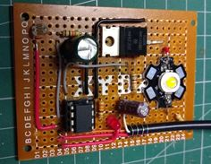 night light powered by Arduino Projects, Diy Projects, Electrical Wiring, Electronic Art, Night Light, Raspberry, Led, Digital, Simple