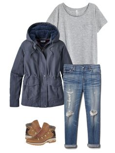 While smores, campfires, and chilling out with friends and family are a blast, figuring out what you're supposed to wear while in the woods all week can be challenging. The weather can be unpredictable and you can only pack so much. But have no fear; I have here a list of a week of outfits for camping.