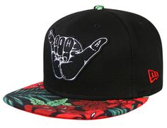 Shaka Aloha 9Fifty Snapback Cap by NEW ERA