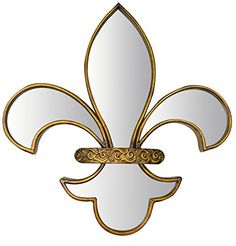 LL Home Metal Circled Fleur De Lis Wall Décor, 25.5 Inch By LL Home.  $36.11. Fleur De Lis Accent Wall Decor. Powder Coated Metal For Rust  Resistancu2026