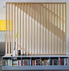 Choisissez le style de votre claustra de 5 lames verticales à 18 lames, étudier à un assemblage sans vis apparentes afin de rendre le produit haut de gamme et résistant.