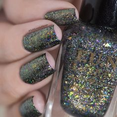 Midnight In Paris - F.U.N. Lacquer 2015 Limited Edition @lakkomlakkom