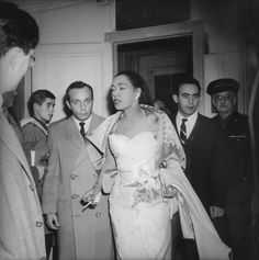Billie Holiday's life mapped
