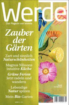 Mein Lesetipp für alle #Öko-Gärtner und andere natürlich auch): Werde Maganzin - Zauber der #Gärten