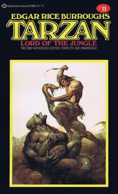 Tarzan, Lord of the Jungle #11