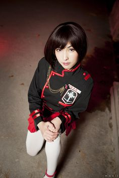Lenalee Lee cosplay fromD.Gray-Man SOURCEhttp://ift.tt/1Zw5RuJ lenalee lee…