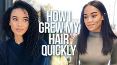 3 Things That Helped Grow My Hair Fast  [Video] - https://blackhairinformation.com/video-gallery/3-things-helped-grow-hair-fast-video/