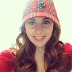 @theofficialsp  Tartan Hat
