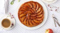Vyskúšajte recept Adriany Polákovej na vynikajúci francúzsky dezert – Tarte Tatin. Videorecept si môžete pozrieť v Lidl Cukrárni na stránke kuchynalidla.sk.