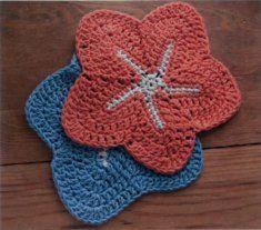 Dishcloths [LA75441] - $4.99 : Maggie Weldon, Free Crochet Patterns