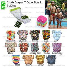 #JUAL GG CLOTH DIAPER - T DIPE SIZE 1 MOTIF   Harga: Rp. 92,000 Item ID: 2841 sms/whatsapp: 081310623755  Website: http://toko.semuada.com/jual-gg-cloth-diaper-t-dipe-size-1-motif-murah  #bayi #anak #baby #babyshop #newborn #Indonesia #gendongan #carriers #jakarta #bouncer #stroller #playmat #potty #reseller #dropship #promo #breastpump #asi #walker #mainan #olshop #onlineshop #onlinebabyshop #murah #anakku #batita #balita