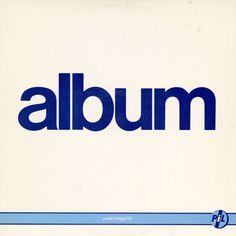 Public Image Ltd. - Album