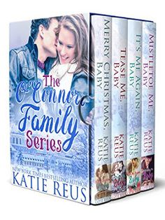 Book Reviewed: O'Connor Family Series Collection   My Rating: 5 Stars   Author: Katie Reus   Publication Date: 6/8/2018   Reviewed ...