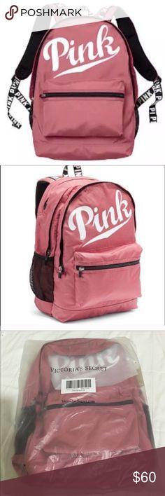 BNIP Victoria Secret Pink Campus Backpack Brand new in original packaging PINK Victoria's Secret Bags Backpacks