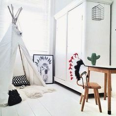 the-poster-club-kids: kidsroom inspiration