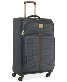 """Weatherproof Beacon 25"""" Spinner Suitcase, Only at Macy's"""