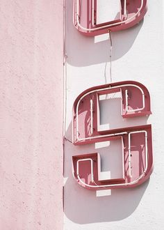 Pink Sign Plakat i gruppen Studio / Coast to coast / Studio Miami hos Desenio AB (10762)
