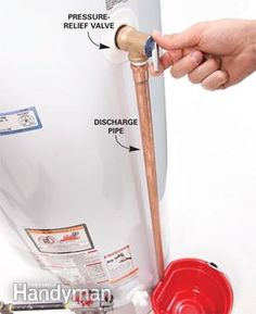 Extend Water Heater Life A little preventive maintenance keeps the hot water flowing   Read more: http://www.familyhandyman.com/plumbing/water-heater/extend-water-heater-life/view-all#ixzz3F8bQ4cGk