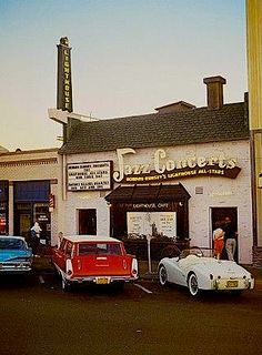 Lighthouse Jazz Club - Hermosa Beach, Ca 1950's
