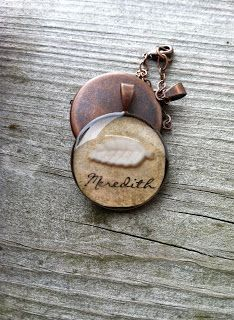Breast Milk Pendants: Send in a bit of your breastmilk and have it made into a piece of keepsake jewelry :)