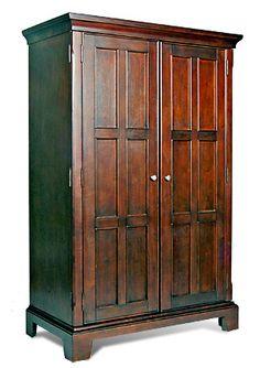 tv armoire interior design pinterest armoires. Black Bedroom Furniture Sets. Home Design Ideas
