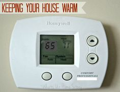Keeping Your House Warm  - Whats Ur Home Story :)