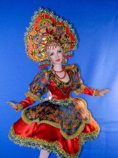 Наш ответ Барби и Кену! Куклы ручной работы Ларисы Исаевой