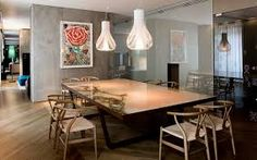 A few ideas for your dining room by Patricia Urquiola #Homedecor #Diningroom #patriciaurquiola see more at : http://www.lightingstores.eu/