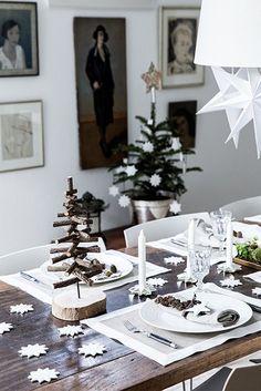 kersttafel ideetjes - xmas - kerstmis - christmas - inspiration