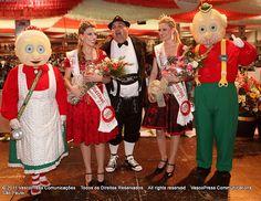 Dança típica dá colorido especial   à OKtoberfest de Blumenau - IMG_0770