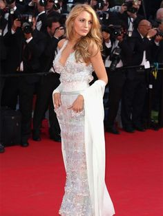 Dreamy: The 33 Most Gorgeous Cannes Looks of All Time via @WhoWhatWearUK